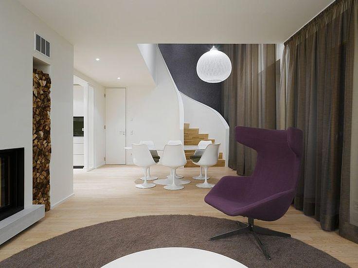 Moderne innenarchitektur häuser  392 besten Interiors Bilder auf Pinterest | Wohnen ...