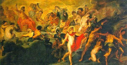Η ΑΠΟΚΑΛΥΨΗ ΤΟΥ ΕΝΑΤΟΥ ΚΥΜΑΤΟΣ: ΟΙ 12 ΟΛΥΜΠΙΟΙ ΘΕΟΙ ΚΑΙ Η ΑΣΤΡΟΛΟΓΙΑ. (Ν 1)