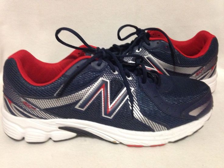 New Balance Shoes Red Blue