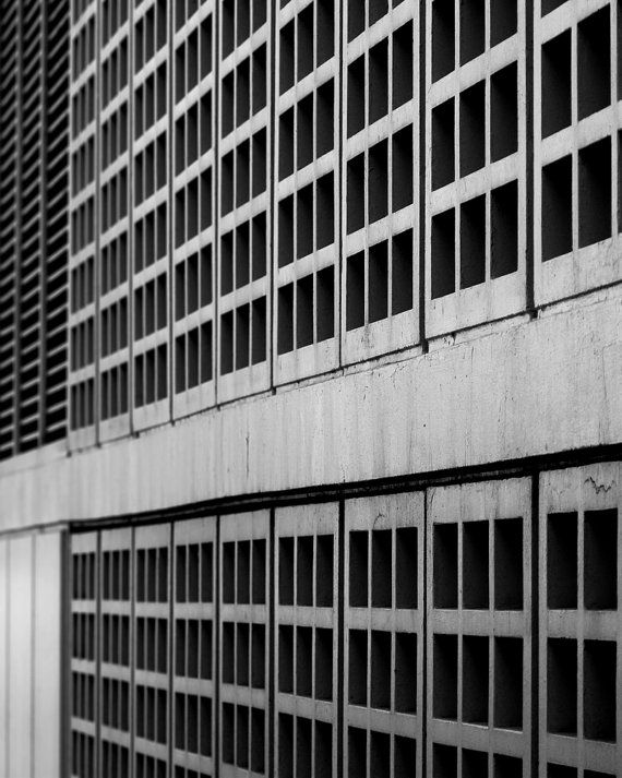 8x10  Urban Geometry by #9thCycleStudios