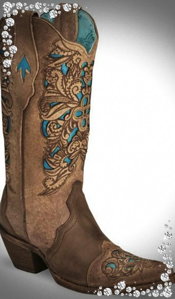 b8aa49e038b Stylish cowboy girl boots for the modern women. See the cowgirls ...