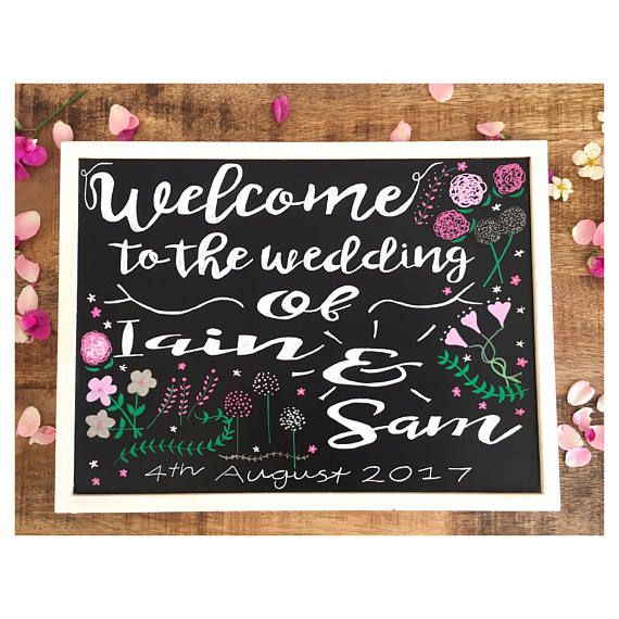 Hey, I found this really awesome Etsy listing at https://www.etsy.com/uk/listing/464699750/calligraphy-wedding-sign-wedding-sign