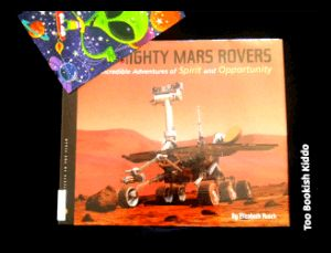mars rover book - photo #4