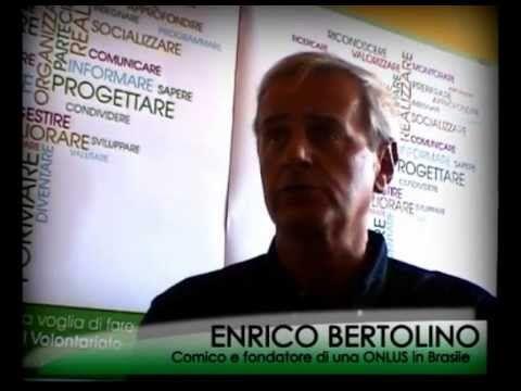 Enrico Bertolino - Università del Volontariato