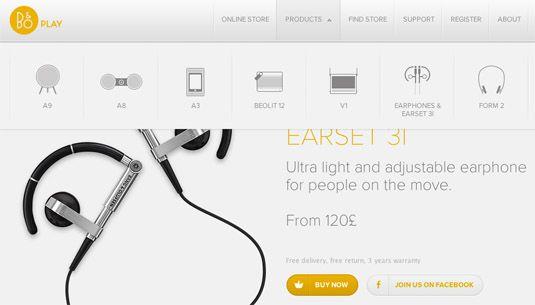 10 brilliantly innovative website menu designs   Web design   Creative Bloq