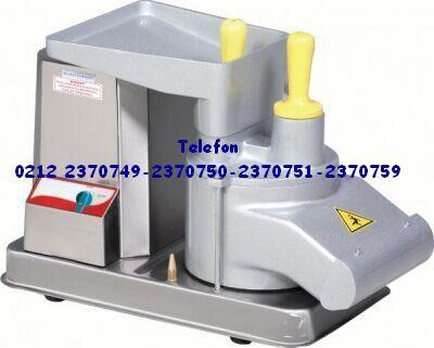 Sebze doğrama makinası satışı 02122370749 Sebze doğrama makinalarının yedek parçaları tamiri bakımı servisi 02122974432