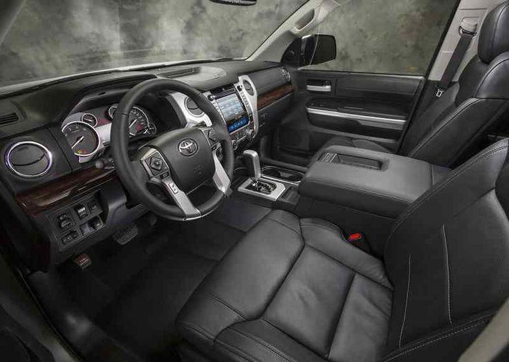 New Toyota Tundra – pickup mastodon