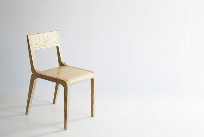 Elegant Wooden Chairs by Minwoo Lee | Home Interior Design, Kitchen and Bathroom Designs, Architecture and Decorating Ideas