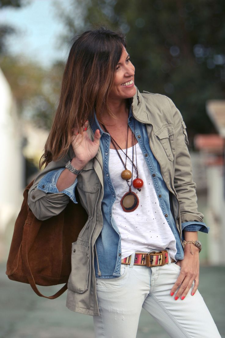 walking at the beach | mytenida en stylelovely.com