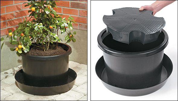 Self-Watering Container - Hardware