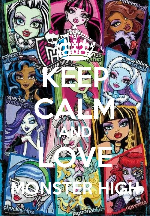 All this monster high shopping I've been doing today is making me start to like them