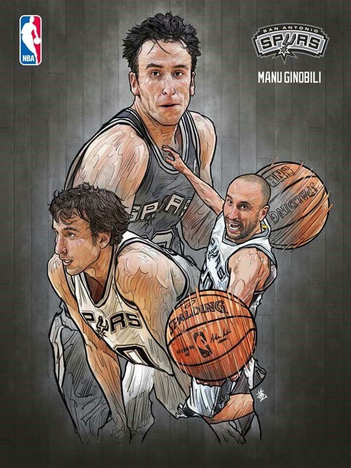 Manu Ginobili.....All time Favorite SPUR!!!!