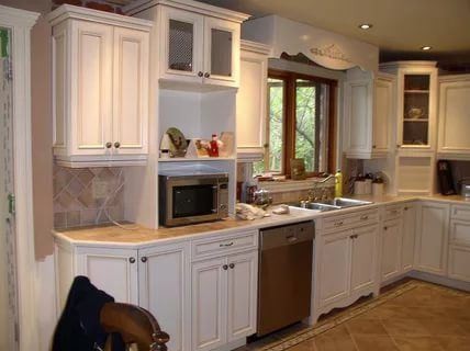 21 Kitchen Cabinet Refacing Ideas 2019 Options To
