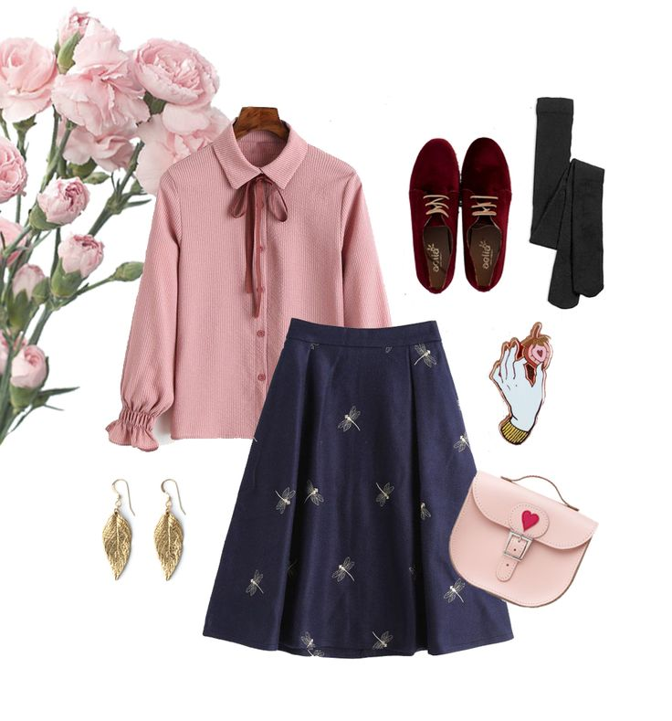 Outfit idea: Valentine's Day 2018