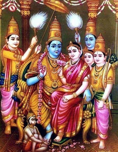 relationship between vishnu and krishna culture