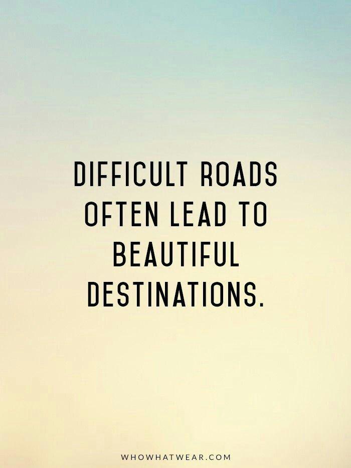 So keep moving forward