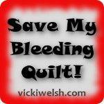 FAQs on soak for bleeding quilts