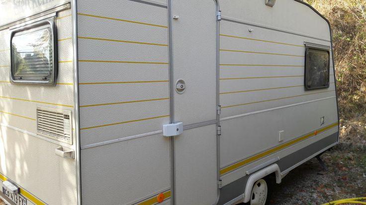 Caravane STERCKEMAN occasion - Classique - 4 places - 1998 - 4500 € - Le Tourne (Gironde) WV154514240