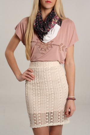 Free People Crocheted Pencil Skirt: Cutest Outfits, High Waist Skirts, Crochet Fashion, People Crochet, Fashionista Vista, Crochet Pencil, Skirts Outfits, Pencil Skirts, Crochet Skirts