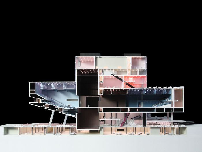 Image result for oma taipei performing arts centre