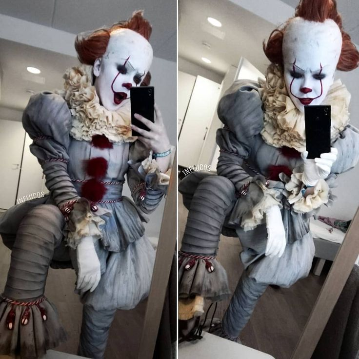 Inspiration & Accessories: DIY Pennywise Halloween Costume Idea