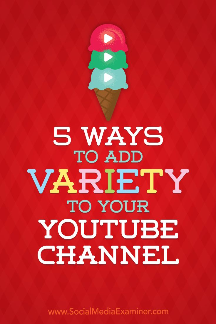 Adding the right variety of video to your YouTube channel is ideal for driving conversions and engagement.  In this article, you'll discover five types of YouTube video to add to your business channel.