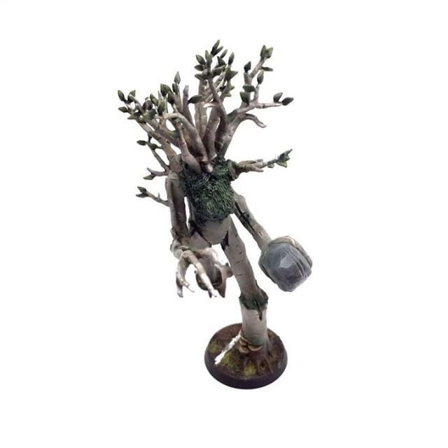 360 video of my Deeproot Strongbranch star player for my Halfling Blood Bowl team. Made from the Lord of the Rings Ent kit. #bloodbowl #bb2016 #gw #gamesworkshop #warhammer #halflings #boardgames #nerd #geek #tabletop #boardgame #boardgamegeek #tabletopgames #game #hobby #minature #geek #nerd  #tabletop #tabletopgaming #minipainting #modelpainting #coolmini #eavymetal #PaintingWarhammer #sculpting #greenstuff #treeman #deeprootstrongbranch #starplayer