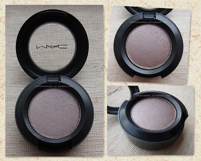 MAC Satin Taupe Eyeshadow My new fave color!!! Perfect for day and night looks.