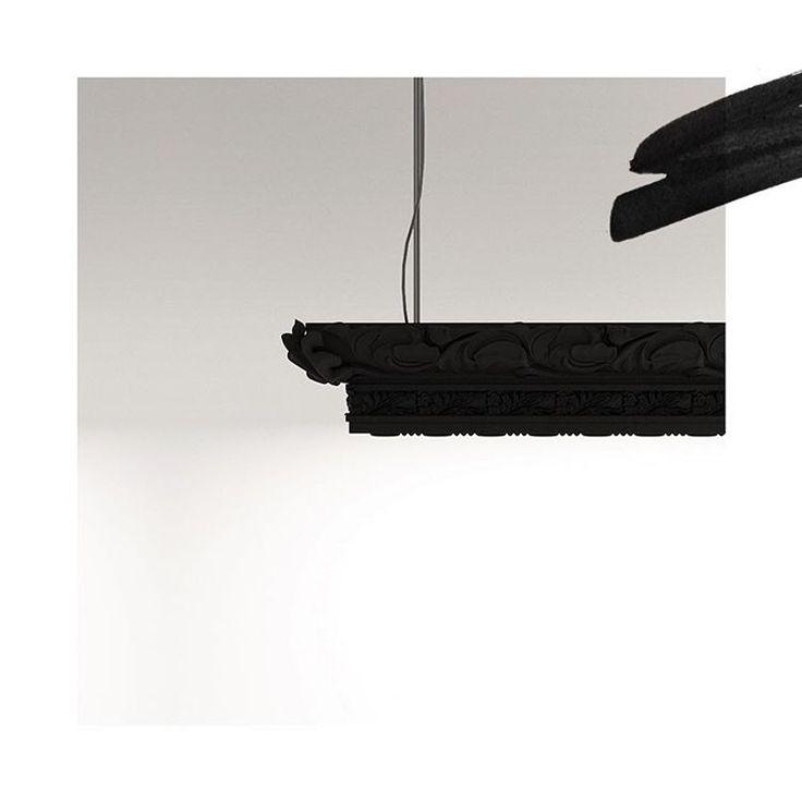 Gorgeous black Masiero Arte Linear pendant light in my latest project. ╱╱╱ Великолепная чёрная люстра от Masiero Arte Linear в современной ванной в проекте на набережной реки Мойки в центре Санкт-Петербурга. ____________________________________________________ #bathroom #architecture #light #stone #white #style #interior #design #product #interiordesign #productdesign #inspo #inspiration #decor #decoration #contemporary #modern #concept #luxury #instadesign #dariabagre #vscocam #art…