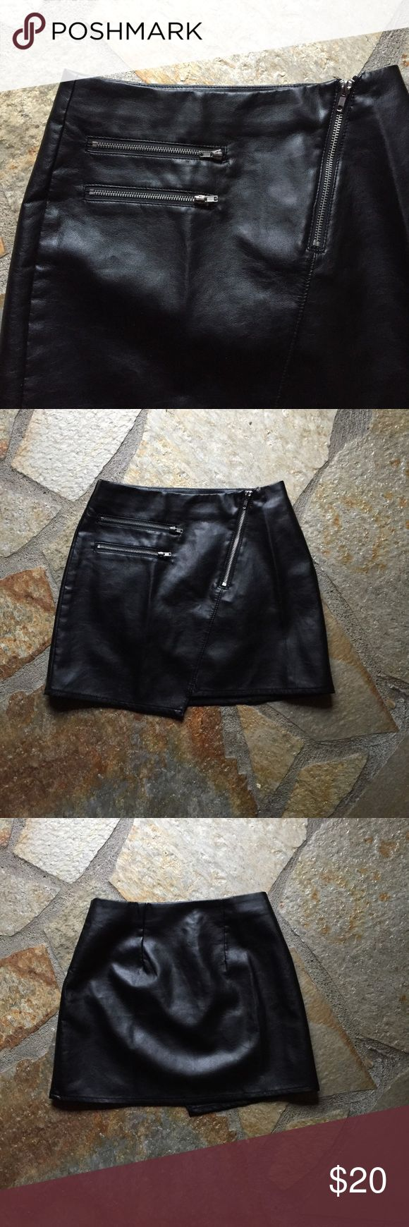 17 migliori idee su Faux Leather Skirt su Pinterest | Gonne in ...