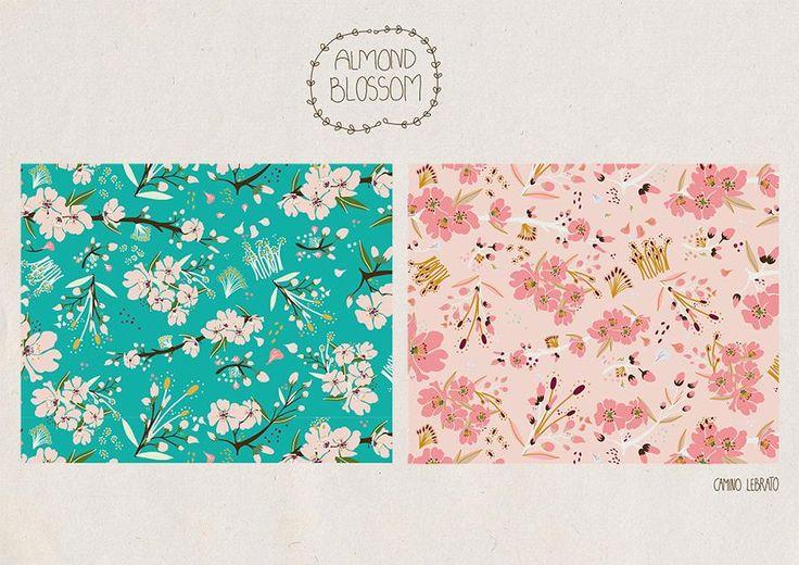 my Pattern: Almond Blossom by Nu Bkds - Skillshare
