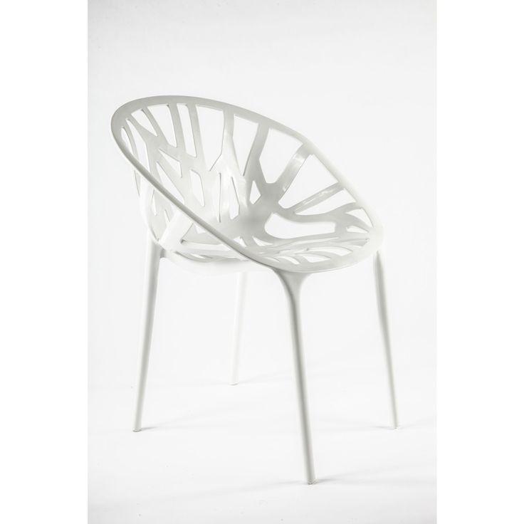Vegetal Chair - White 1