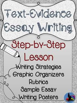 What best describes the text structure of an essay