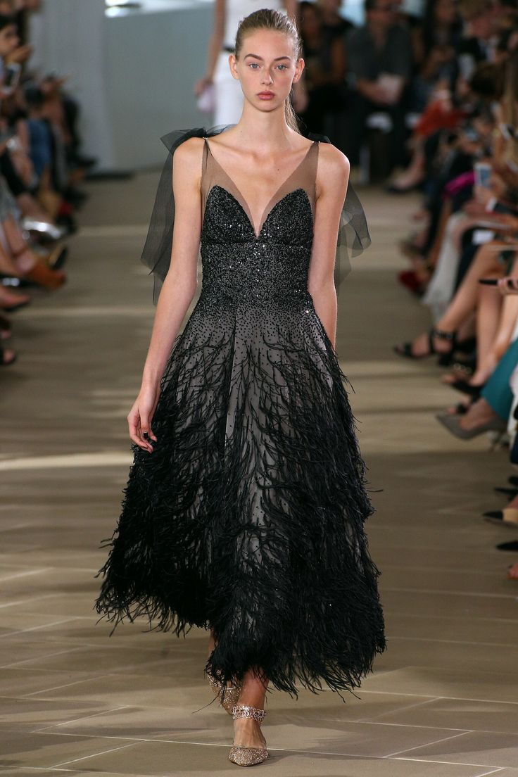 Monique Lhuillier - Spring 2017 Ready-to-Wear