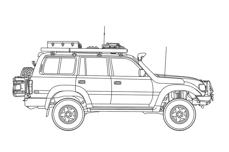 489 best Toyota Land Cruiser FJ60 Project images on