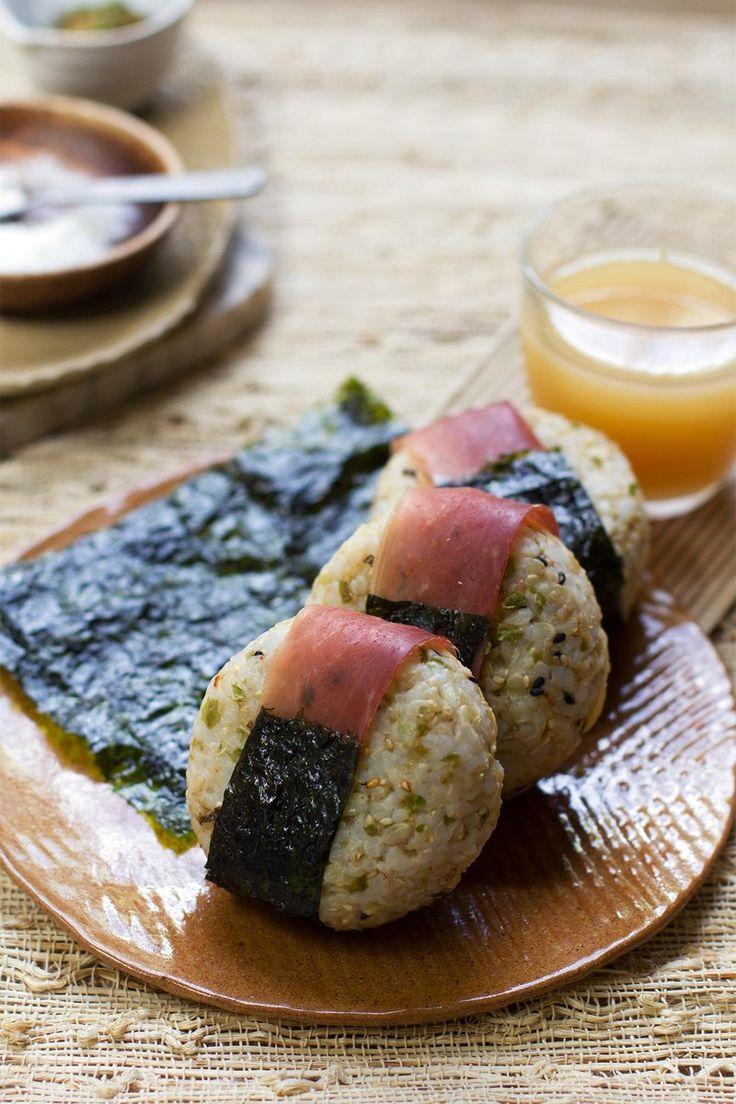 Best 25 Onigiri Recipe Ideas On Pinterest  Healthy -7472