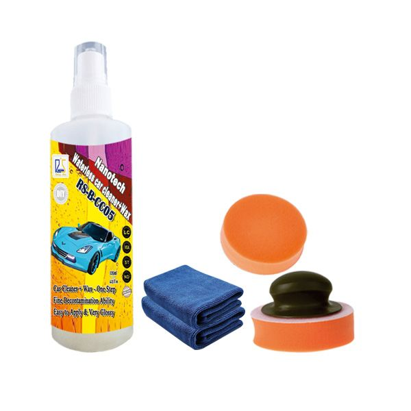 Find More Paint Cleaner Information about car paint cleaner waterless car wash and wax car paint care automotive wax no need portable car washer 125ml free shipping,High Quality wax spatula,China wax solid Suppliers, Cheap wax print from Auto Care on Aliexpress.com