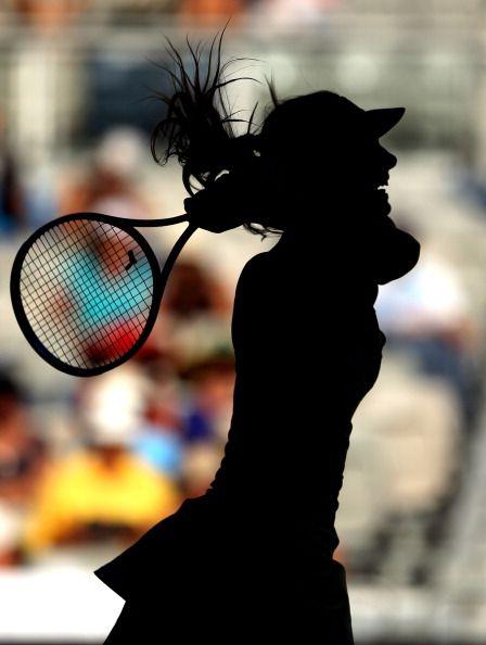 Maria #Sharapova at #ausopen #tennis