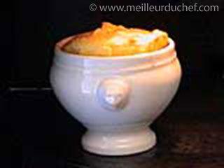 Soufflé de pommes de terre - La recette illustrée - MeilleurduChef.com
