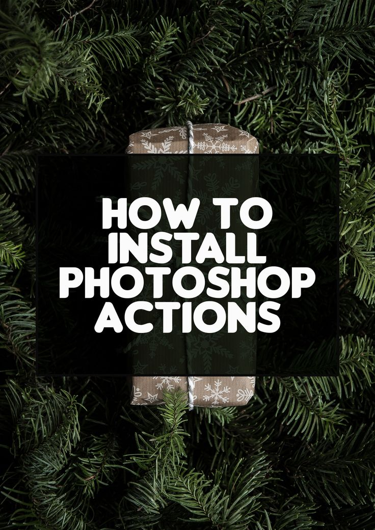 If you want to install Photoshop actions and need help, then this article will help you in installing them using few clicks and easily on your computer. via @creativetacos