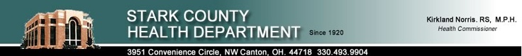 Through effective, organized, and sustained collaborative efforts, the Stark County Health Department seeks to enable every individual, regardless of race, age, national origin, creed, sex, disability, or socio-economic status to realize their social and individual responsibilities to promote and protect their health and the health of their community.