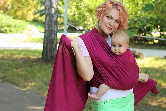 Slightly Stretchy Bio cotton natural fibers material has been used for create this sling. This sling is made of 100% cotton, it's easy to fix according to any necessity, making your wrapping a pleasant experience. You can tie it on as desired before going out, place your baby in or out as required. This Wrap Bag is perfect for newborns up to one year. Wide 0.65 m Length 4.5m