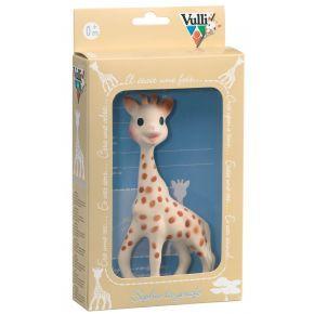 Vuonna 1961 Pariisissa syntynyt Sophie the Giraffe on luonnonkumista valmistettu vauvan purulelu. Tämä ajaton klassikko on turvallinen ystävä vauvallesi.