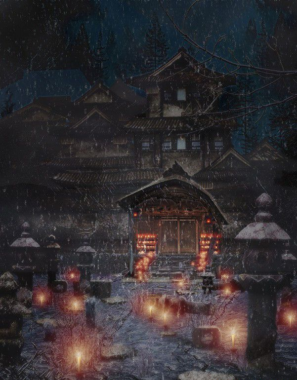 Fatal Frame 3 the tormented manor of sleep