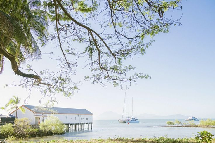 The Sugar Wharf » Port Douglas Wedding Lounge