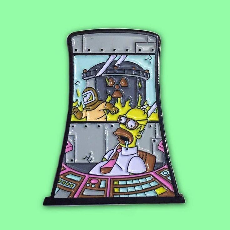 Repost @atomdesignshop  The Power Plant Pin is now available from the store! Its finally here! Get yours via the link in the bio!  Ill also be making an announcement on something over the next few days. - ##atom #atomdesign #homer #powerplant #bootlegbart #simpsons #thesimpsons #sleeping #springfield #pin #lapelpin #pincommunity @pinpalsltd #bbllowwnnup    (Posted by https://bbllowwnn.com/) Tap the photo for purchase info.  Follow @bbllowwnn on Instagram for the best pins & patches!
