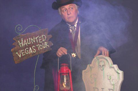 A scary Haunted Tour to do during Las Vegas Halloween