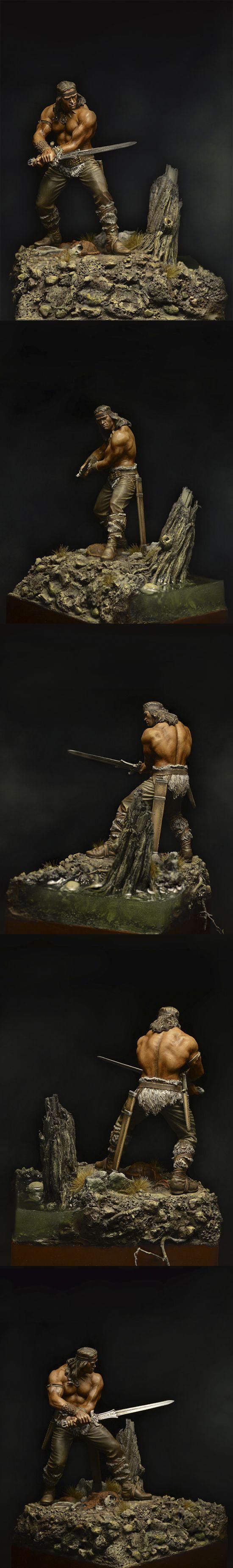 Conan the Barbarian - Pegaso