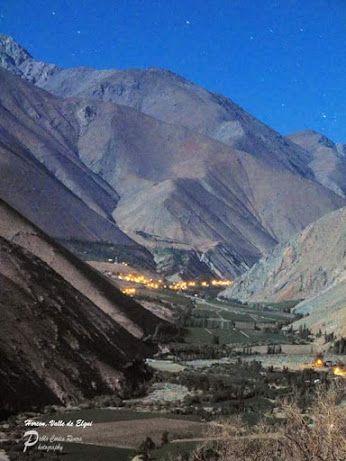 Horcón Valle del Elqui ,La Serena Chile.