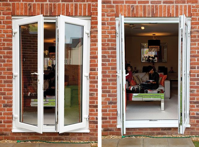 17 best ideas about upvc french doors on pinterest french doors exterior french doors and for White upvc french doors exterior